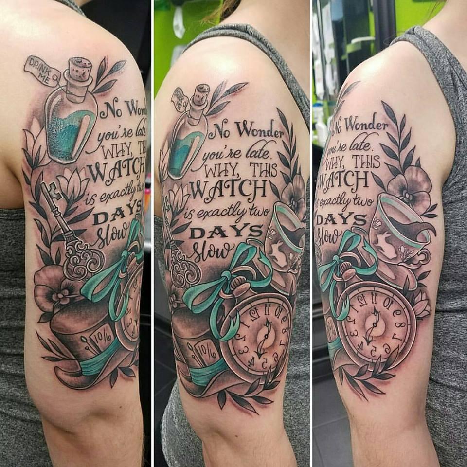 5f121aefc InkHeart Tattoo - Amelia Westerholm Tattoos